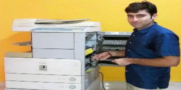Photocopier Repairing Training Course 1