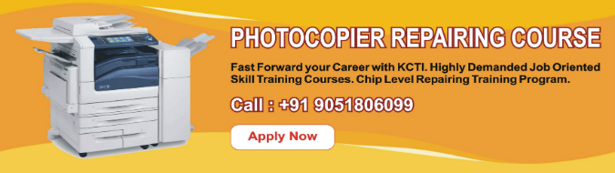 Photocopier Engineering Training Course