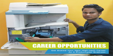 Photocopier Repairing Training Course 3