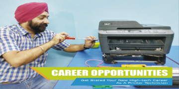 Printer Repairing Training Course 3