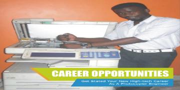 Xerox Machine Repairing Training Course 3