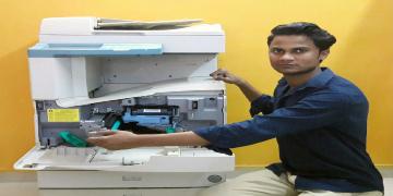 Photocopier Engineering Training Course-33