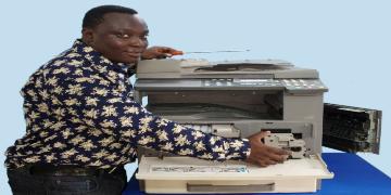 Photocopier Technician Training Course-33