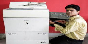 Xerox Machine Repairing Service Training Course-33